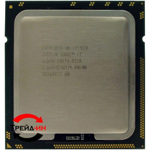 Процессор Intel Core i7 920, б/у