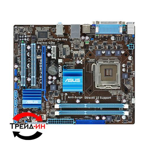 Asus P5G41T-M LX2/GB/LPT, б/у