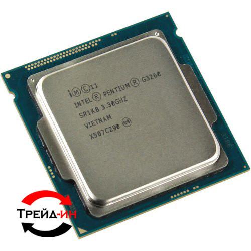 Процессор Intel Pentium G3260, б/у