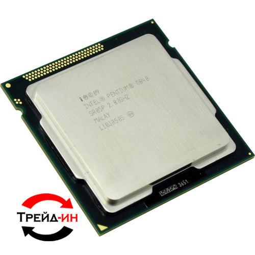 Intel Pentium G840, б/у