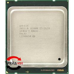 Процессор Intel Xeon E5 2620, б/у