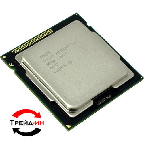 Intel Pentium G860, б/у