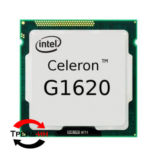 Intel Celeron G1620, б/у