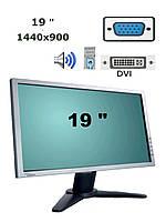 """Монитор 19"""" Fujitsu Siemens W19-1 W9ZA с колонками"""
