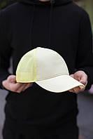 Кепка Mesh x yellow | бейсболка Топ качества, фото 1