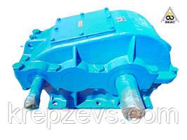 Крановий редуктор Ц2-400-12,5