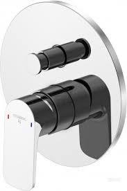 225 2103 Steinberg Silhouette змішувач для ванни прихованого монтажу(під внутр.частину010 2110)