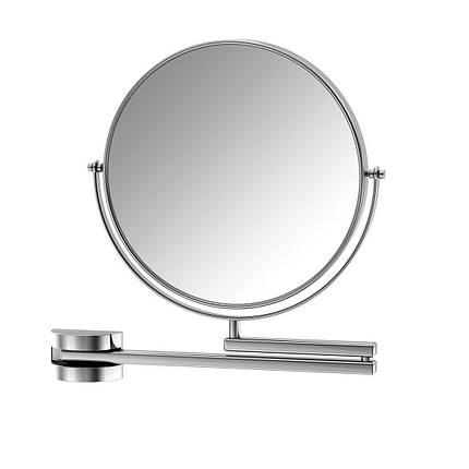 650 9200 Steinberg Serie 650 Kосметичне дзеркало, двостороннє, 1x /3x збільшення, хром, фото 2