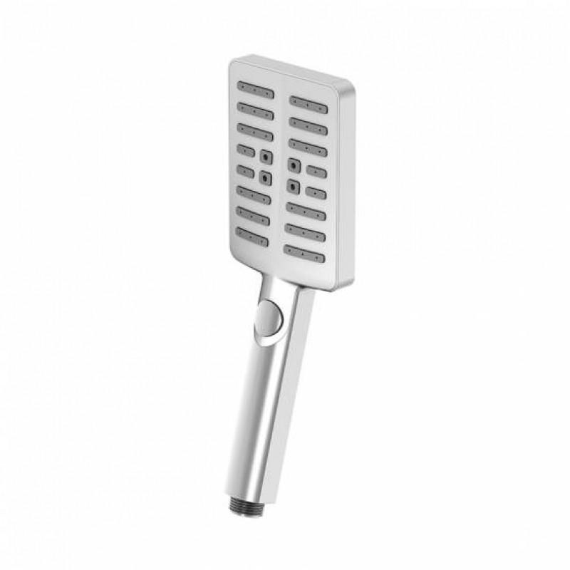 099 9532 Steinberg Ручний душ з 3 типами струменю, з pushtronic та Easy-clean, хром