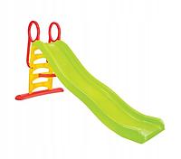 Горка детская пластиковая Mochtoys 205 см