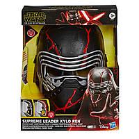 Маска Кайло Рена изменяет голос Эпизод 9 Star Wars Kylo Ren Force Rage Mask Hasbro E5547