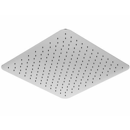 """390 1683 Steinberg Serie 390 Верхній душ плаский 400 x400 x 2мм, з системою """"ізі-клін, хром, фото 2"""