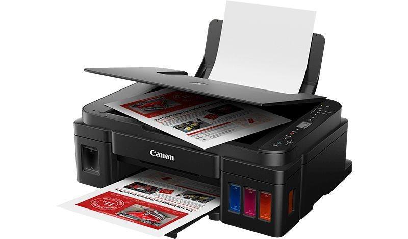 Багатофункціональний пристрій (БФП) Canon PIXMA G2411 (2313C025)