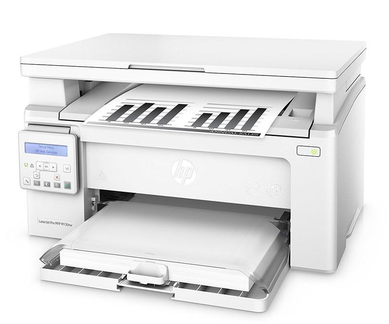 Багатофункціональний пристрій (БФП) HP LaserJet Pro M130nw (G3Q58A)