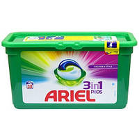 Ariel Pods 3in1 капсулы для стирки 38 шт Colour