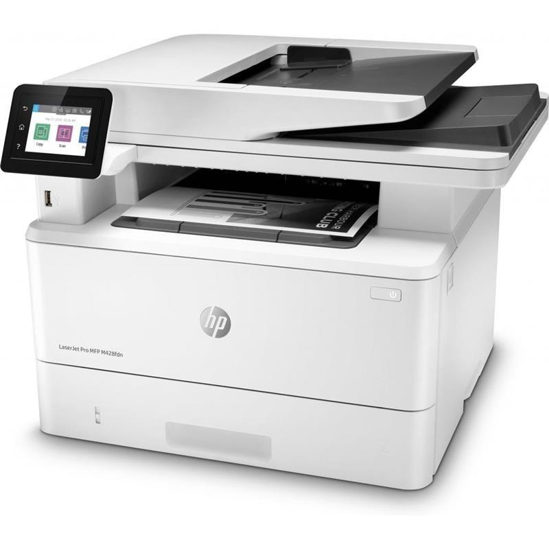 Багатофункціональний пристрій (БФП) HP LJ Pro M428fdn (W1A29A)