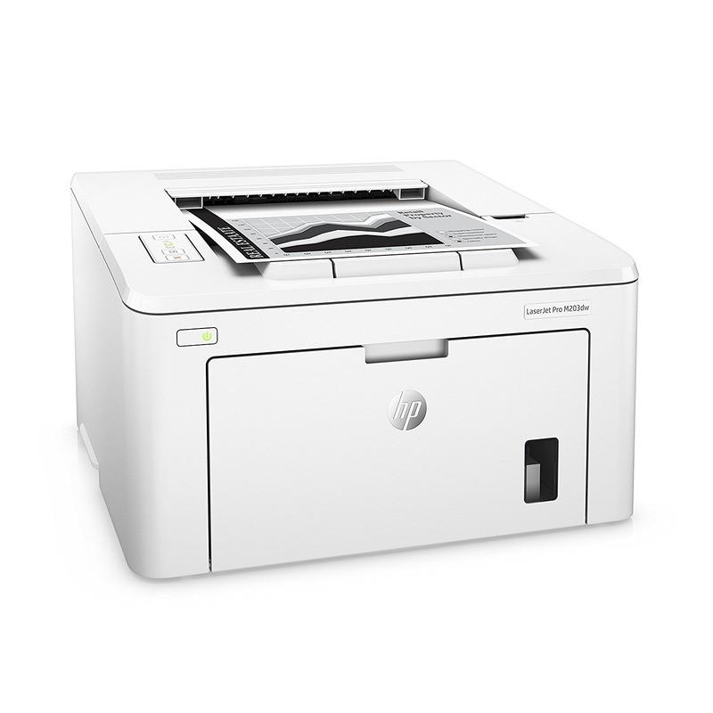 Принтер HP LaserJet Pro M203dw с Wi-Fi (G3Q47A)