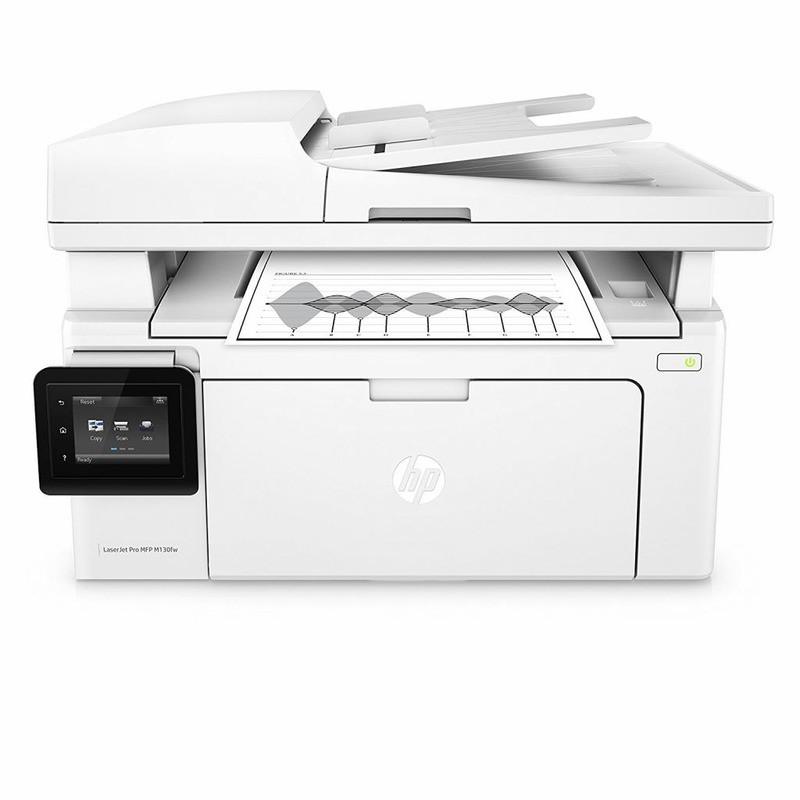 Багатофункціональний пристрій (БФП) HP LJ M130FW (G3Q60A)