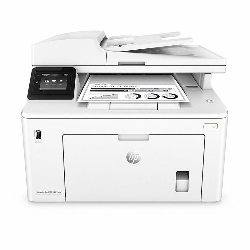Багатофункціональний пристрій (БФП) HP LaserJet Pro M227fdw (G3Q75A)