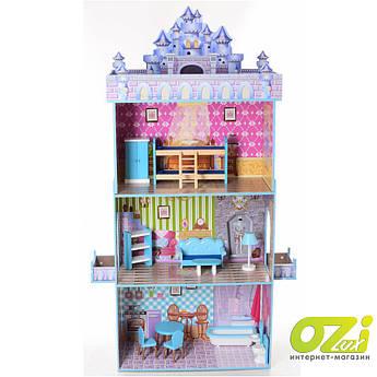 Домик для кукол MD 2410