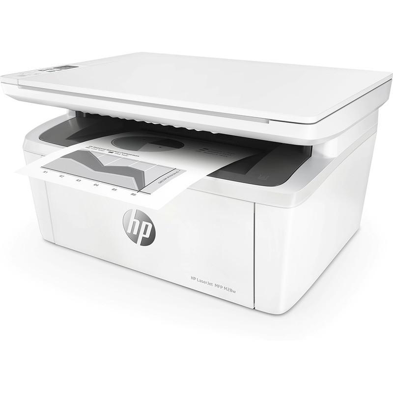 Багатофункціональний пристрій (БФП) HP LaserJet Pro MFP M28w