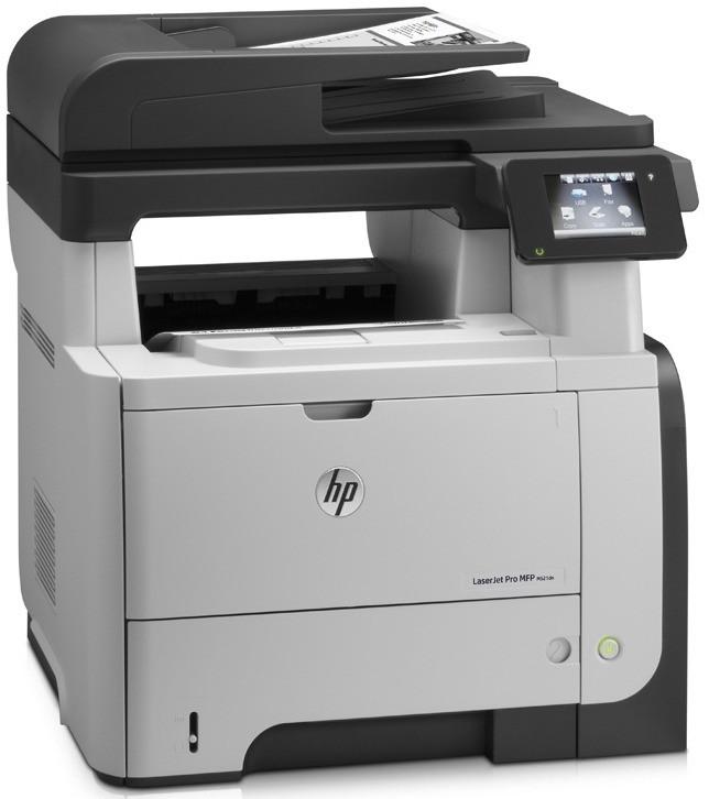 Багатофункціональний пристрій (БФП) HP LaserJet Pro M521dn (A8P79A)
