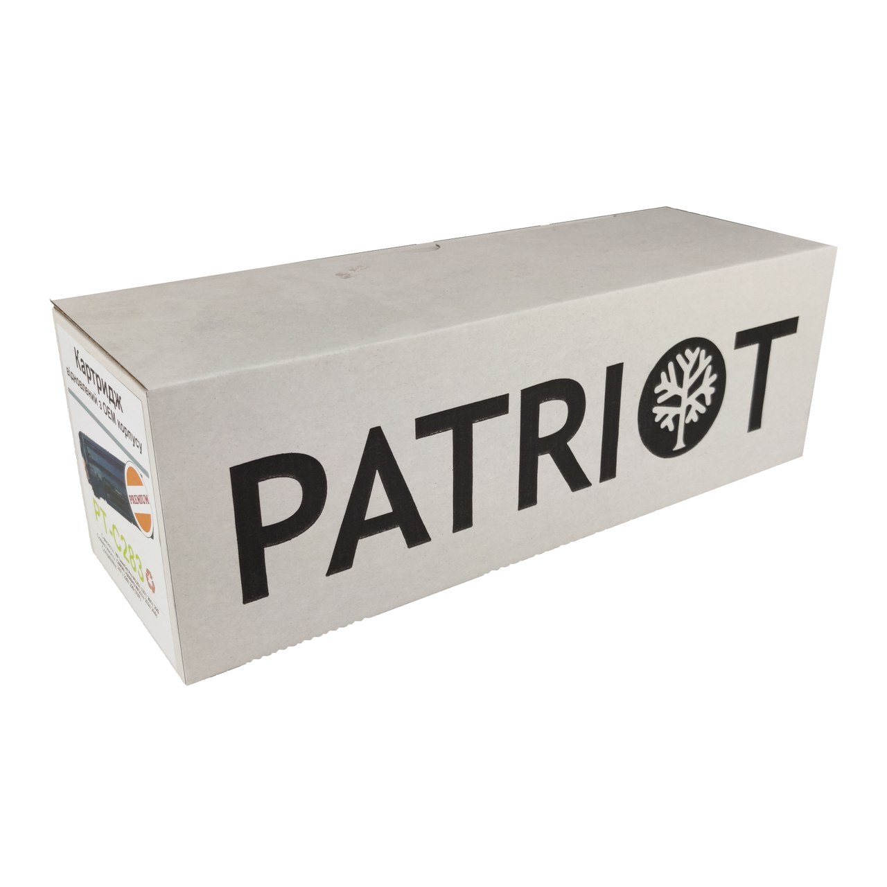 Картридж PATRIOT HP 83A CE283A Black для LJ Pro M125/127/201/225