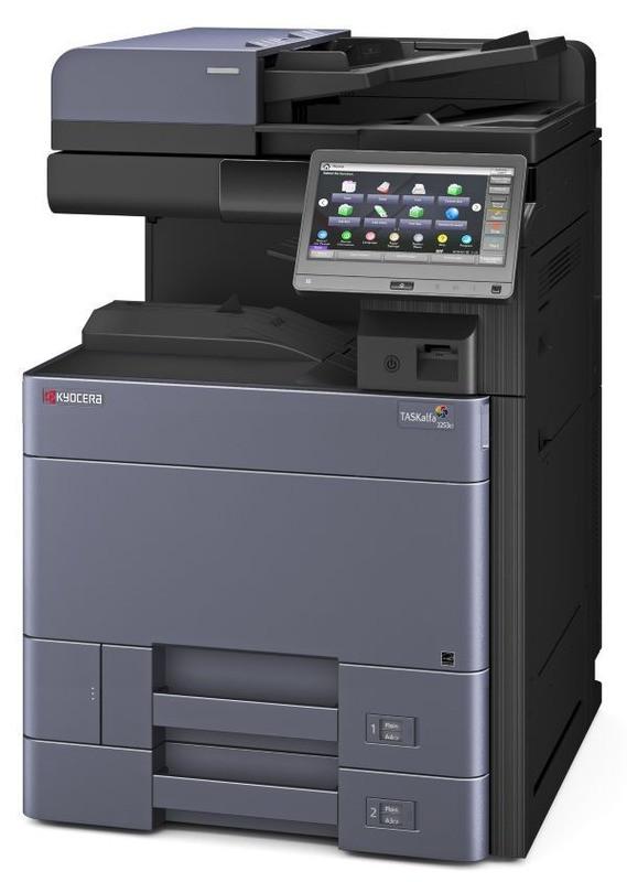 Багатофункціональний пристрій (БФП) KYOCERA TASKalfa 3253ci (1102VG3NL0)