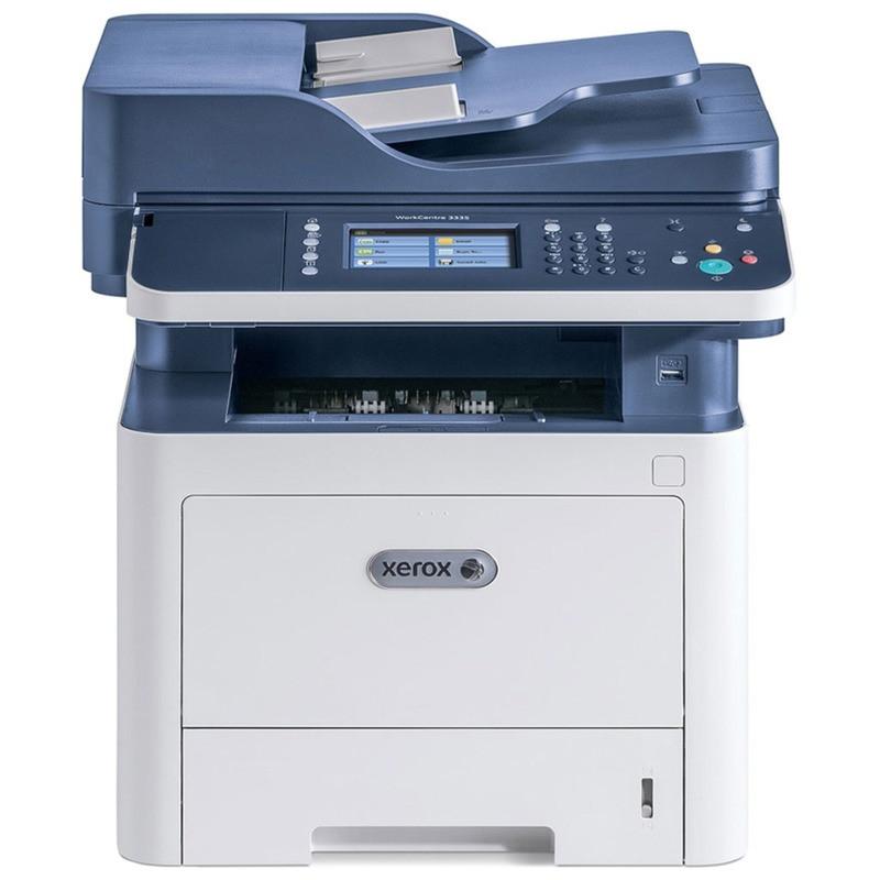 Багатофункціональний пристрій (БФП) Xerox WC 3335DNI (WiFi) (3335V_DNI)