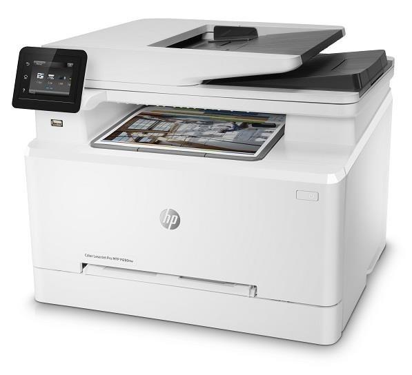 Багатофункціональний пристрій (БФП) HP CLJ M280nw (T6B80A)