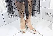 Шкіряні жіночі босоніжки Markiza 469(A67G85-H790), фото 6