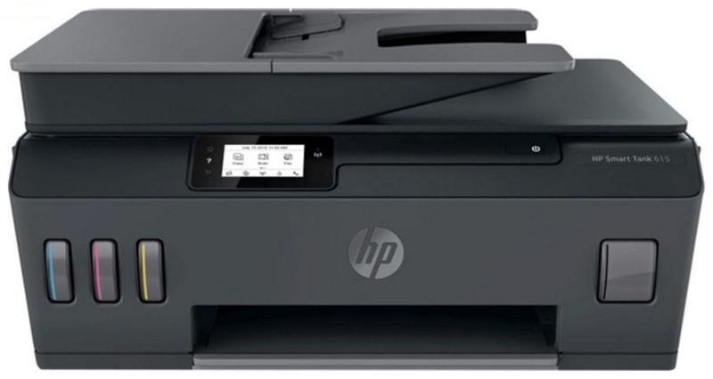 Багатофункціональний пристрій (БФП) HP Smart Tank 615 Wireless (Y0F71A)