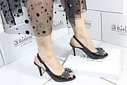 Шкіряні жіночі босоніжки Markiza 471(A67G-81-Y819), фото 6