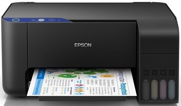 Багатофункціональний пристрій (БФП) Epson L3101 (C11CG88402)