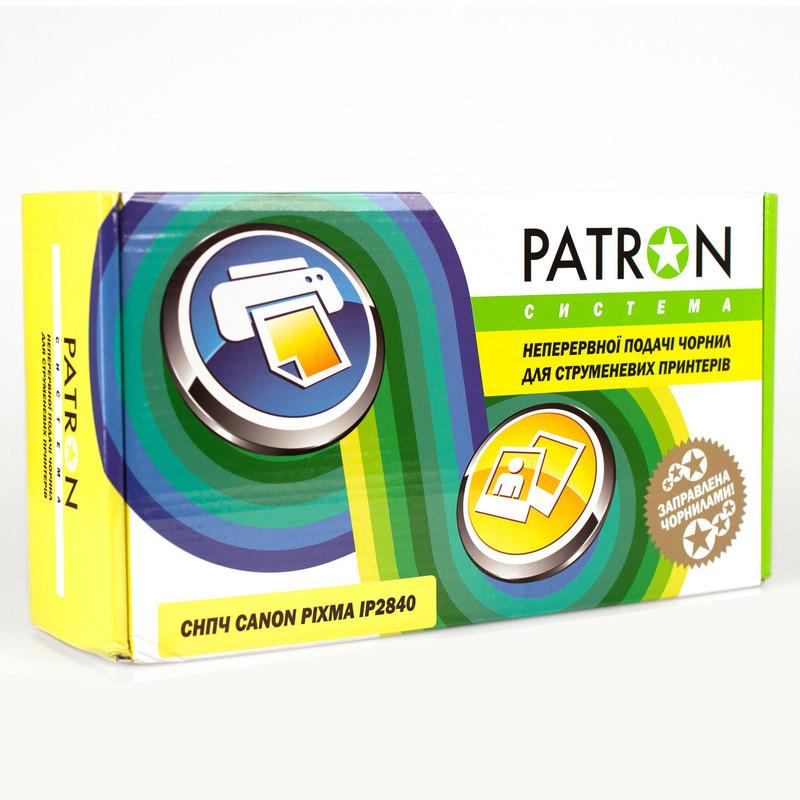 Система безперебійної подачі чорнил PATRON CISS-PN-C-CAN-IP2840