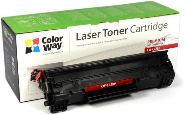Картридж ColorWay CW-C728P