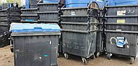 Мусорный контейнер б/у