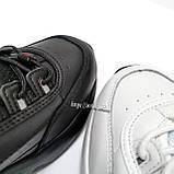 Мужские кроссовки Fila Mindblower Black, фото 2