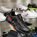 Мужские кроссовки Fila Mindblower Black, фото 9