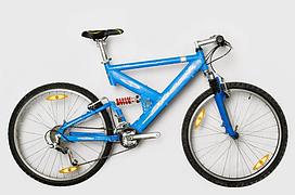 Велосипед Ghost 26 Blue Б/У из Германии АКЦИЯ -15%