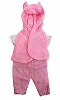 Кукольный наряд Metr+ Розовый DBJ-458, КОД: 1569611