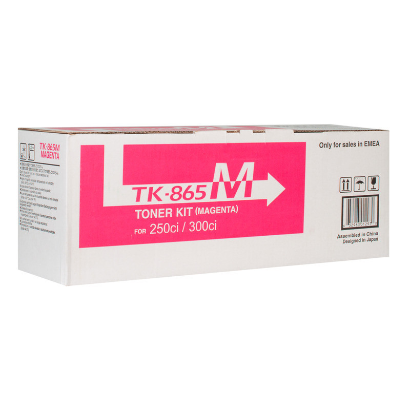 Картридж Kyocera-Mita TK-865 MAGENTA (1T02JZBEU0)