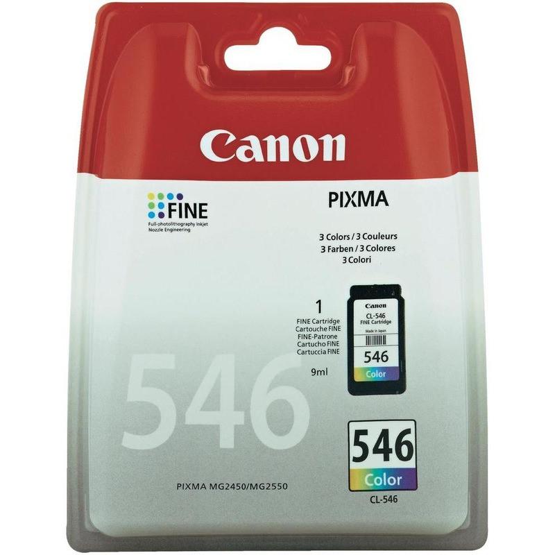 Картридж Canon CL-546
