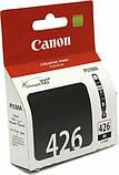Картридж Canon CLI-426 Bk (4556B001), фото 2