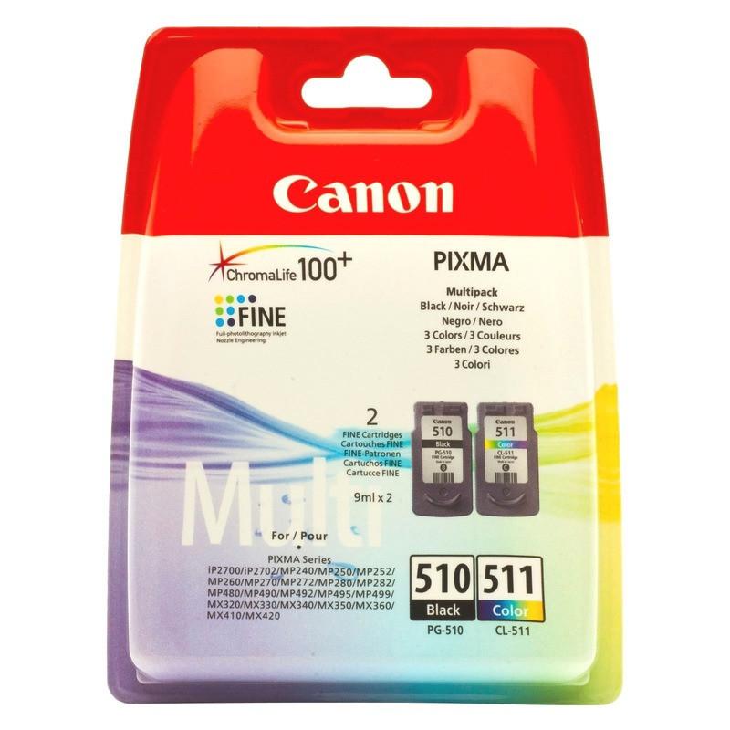 Картридж Canon PG-510/CL511