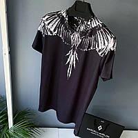 Мужская футболка Marcelo Burlon CK380 черная