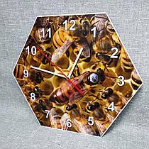 Настенные часы Пчёлы