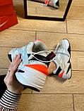Кроссовки Nike M2K Tekno Найк М2К Текно кожа 🔥 Найк женские кроссовки 🔥, фото 2