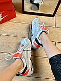 Кроссовки Nike M2K Tekno Найк М2К Текно кожа 🔥 Найк женские кроссовки 🔥, фото 5