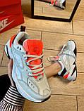 Кроссовки Nike M2K Tekno Найк М2К Текно кожа 🔥 Найк женские кроссовки 🔥, фото 7